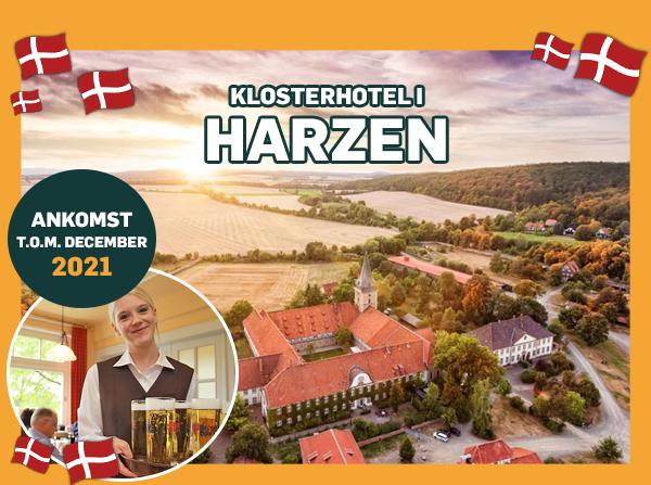 Klosterferie i Harzen