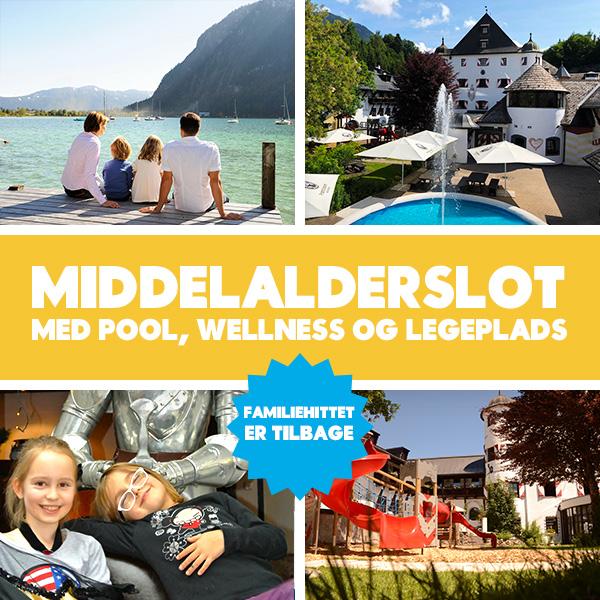 Budgetvenlig familieferie i Salzburgerland