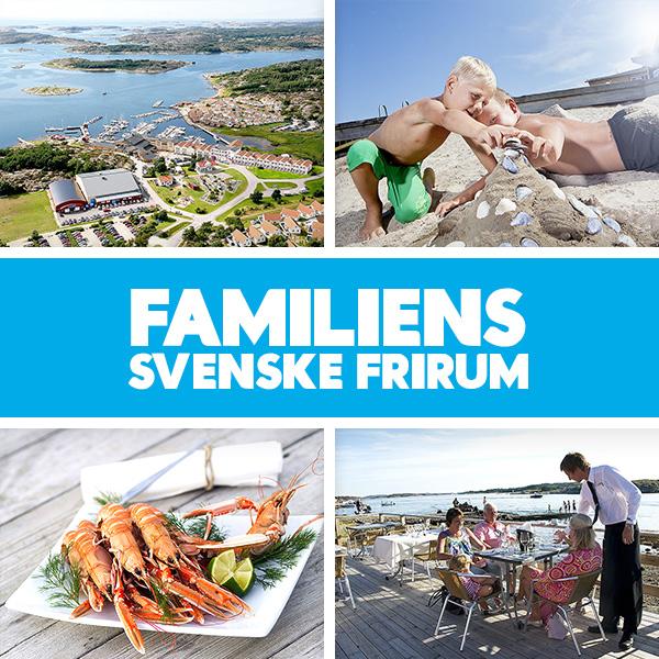 Sommerudsalg: Ferie i den svenske skærgård