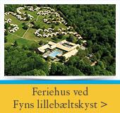 Feriehus på Fyn