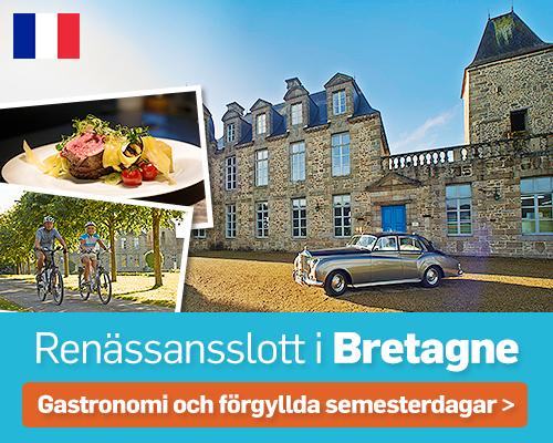 Bo på slott i Nordfrankrike