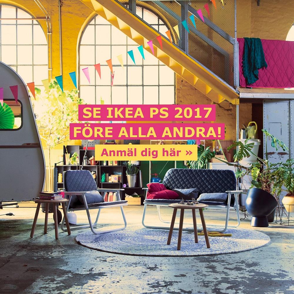 20170202 Upptäck IKEA PS 2017 – före alla andra!