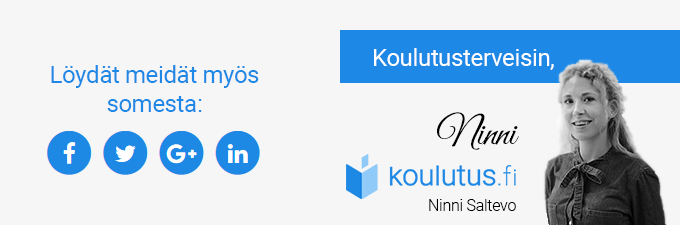 Koulutus.fi somessa