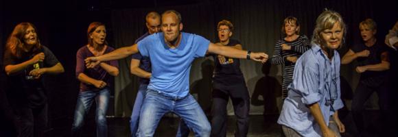 Kurser hos Stockholms Improvisationsteater