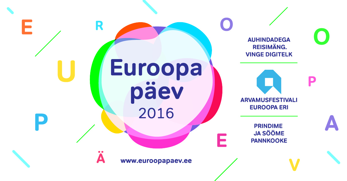 Tule Euroopa päevale