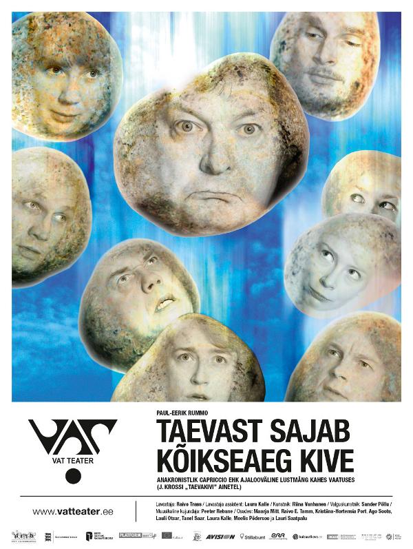 VAT teater Tallinna raamatumessil