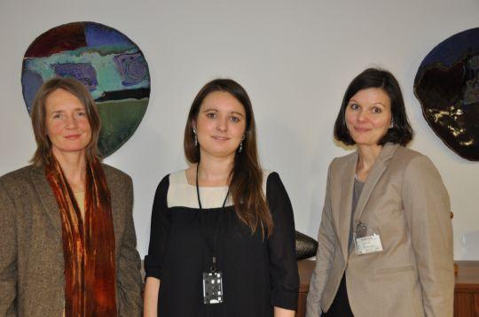 Dyrevernalliansen møtte LMDs statssekretær Hanne Blåfjelldal (FrP)