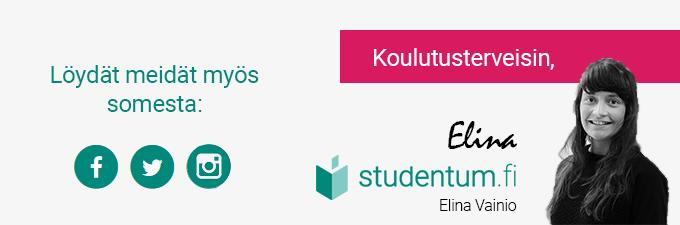 Studentum.fi somessa