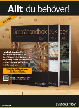 Limträhandbok Del 1-3