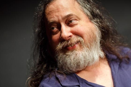 Richard Stallman: Free Software, Free Society