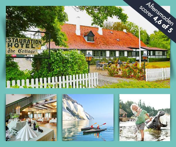 Tag på kroophold på de danske sydhavsøer