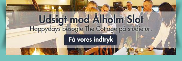 Blogindlæg om The Cottage