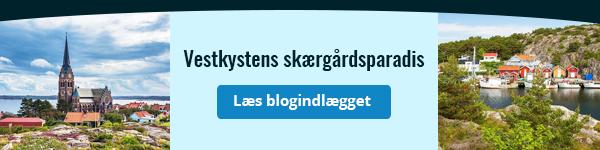 Læs om skærgårdsparadiset i Sverige