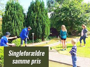 3-5 dage i Sønderjylland inkl. morgenbuffet, middag/buffet, kaffe og sødt samt fordelskort.