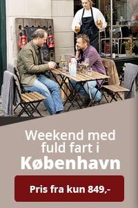 Book et weekendophold eller en miniferie på CABINN Copenhagen i Danmark.