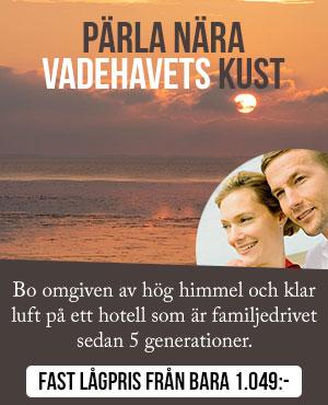 Fast lågpris på familjeägt hotell i Schleswig-Holstein