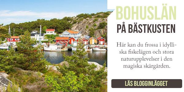 Läs blogginlägget om Bohuslän på Västkusten