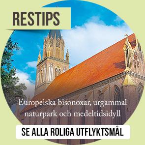 Restips på din minisemester i Mecklenburg