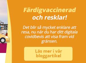 Läs bloggartikel om aktuell resvägledning i Europa under coronapandemin
