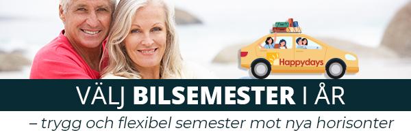 Välj bilsemester i år – trygg och flexibel semester mot nya horisonter