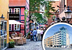 Weekendresa till Odense, Danmark