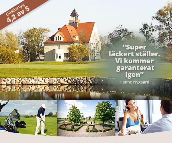 Bo på slott med egen golfbana i Mecklenburg-Vorpommern, Nordtyskland