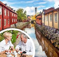 Weekend eller minisemester i Västerås, Sverige