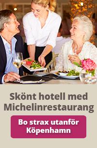 Boka en minisemester på Gentofte Hotel utanför Köpenhamn