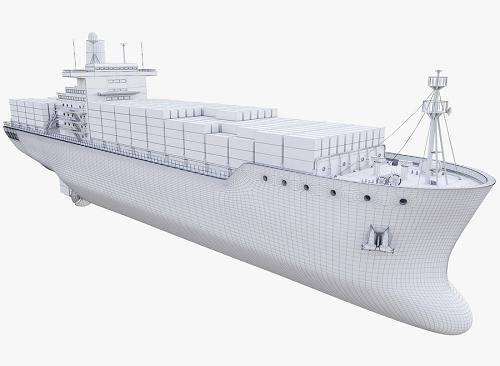 Ship design in 3D
