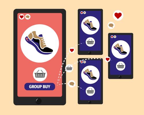 Social Shopping - with Pinduoduo
