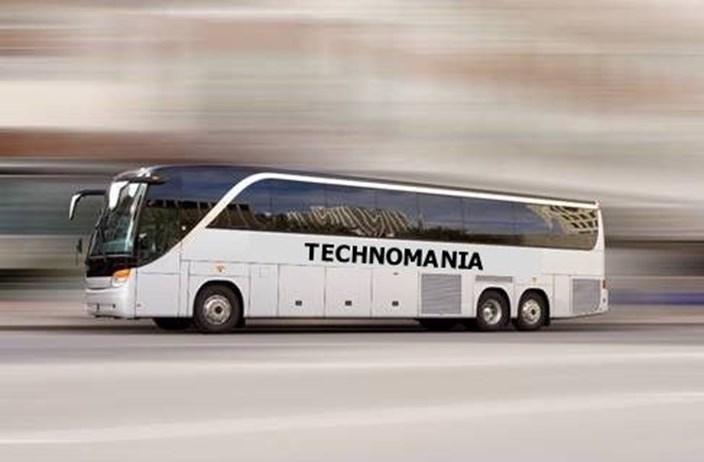 Free bus transportation to Technomania from Sønderborg