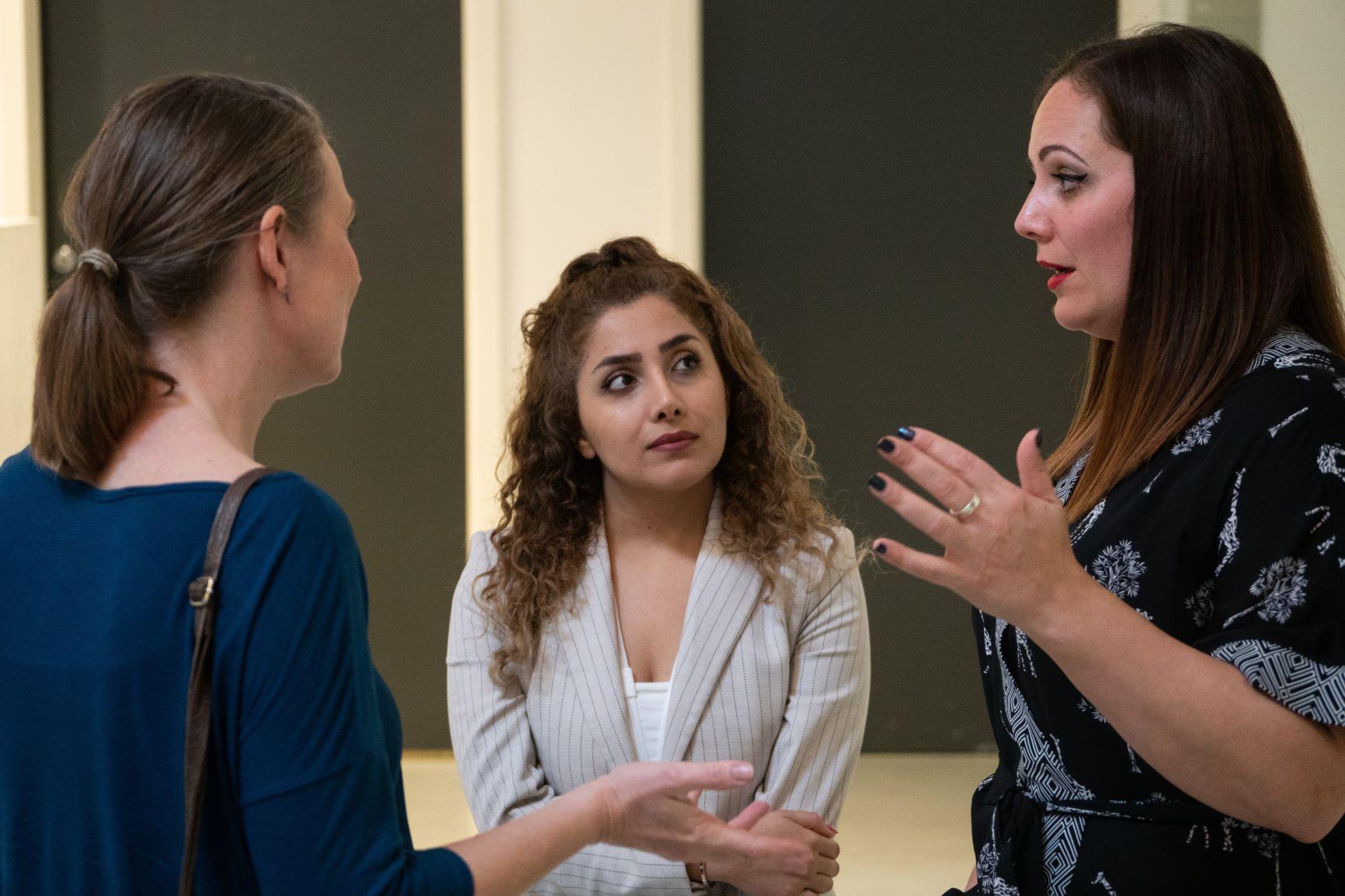 Women in STEM - development and career opportunities