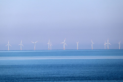 Offshore Wind - Wind farms and wind energy productions ONLINE